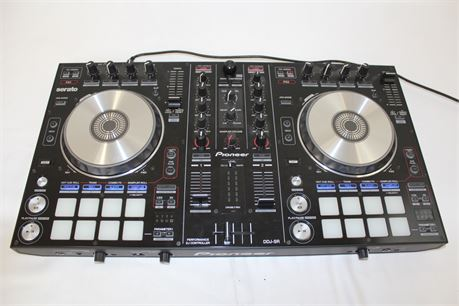 Pioneer DJ Portable 2 Channel Controller Model DDJ-SR DJ Controller