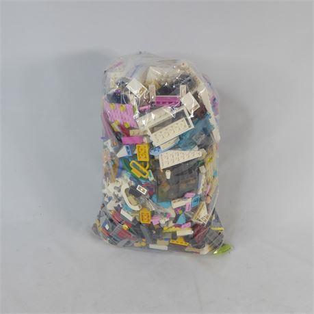 2.7 Pounds Random Lego Parts & Pieces Bricks
