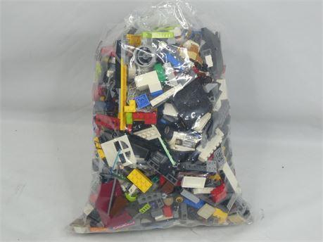 Lot of 5 Pounds Random Lego Parts & Pieces Bricks #4