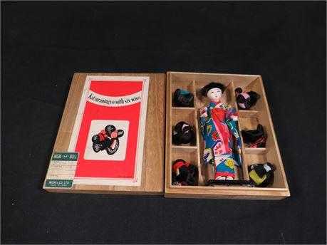 Nishi Doll ND-7000