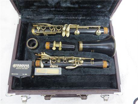 Yamaha YCL 26 Plastic Clarinet