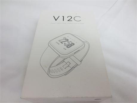 V12C Fitness Watch