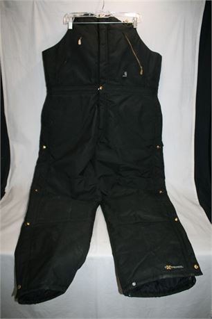 Carhartt Extreme Mens Bib Overall, Size 40 x 30