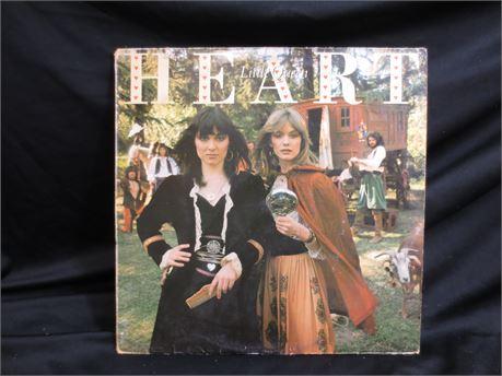 Heart's Little Queen Record
