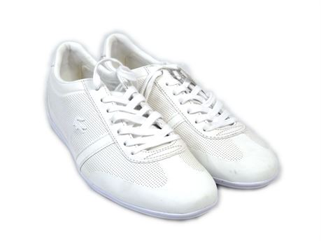 Lacoste Men's Mokara 116 7-31CAM0125001 Fashion Sneaker Leather Size 7.5 NEW