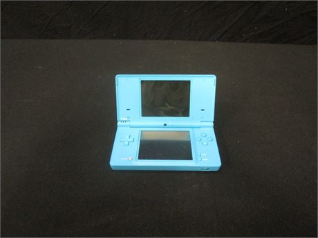 Nintendo DSi Handheld Console Model TWL-001 Light Blue - Tested - No Charger