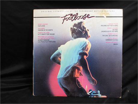 Original Soundtrack: Footlloose Record