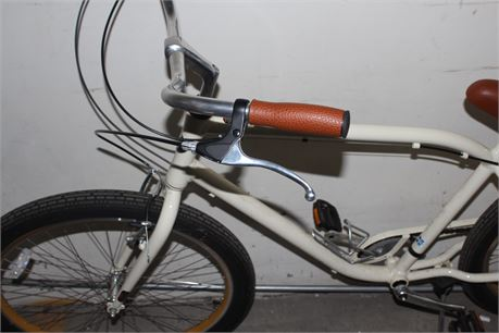Benno Men's 7 Speed Beach Cruiser Bicycle