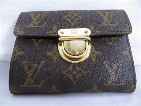 Louis Vuitton Monogram Koala Compact Wallet
