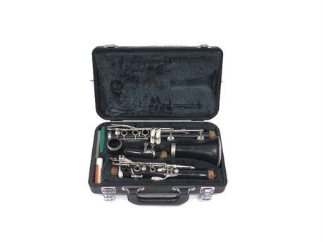 Yamaha Clarinet Model 20 YCL-20 w/ Hardshell Case (670)