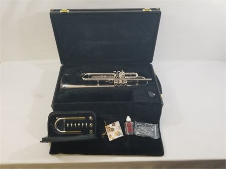 Conn Vintage One Trumpet W/ Hard Case.  781156