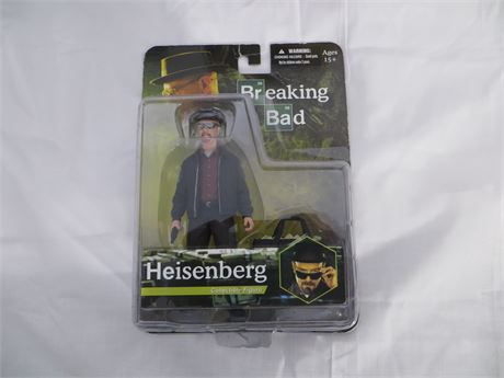 """Breaking Bad"" Figurine - Heisenberg"