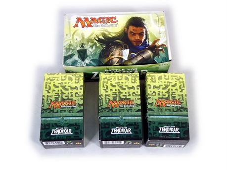 Lot of Approximately 1200 Magic The Gathering MTG Cards Unsorted