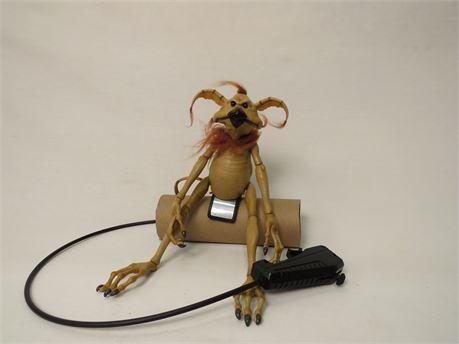 Star Wars Salacious B Crumb Batau Monkey Puppet Replica