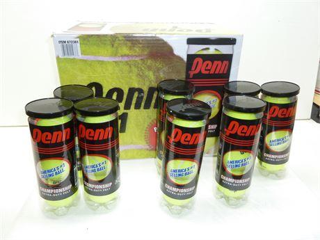 Penn Tennis Ball: 8 Sealed Cans NEW