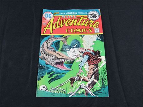 1975 DC Comics - Adventure Comics - Vol.4 FEB #437 (650)