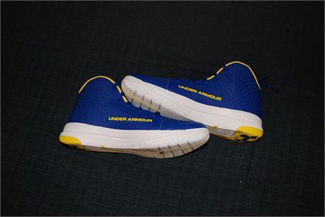 Under Amour Blue Shoes (500)