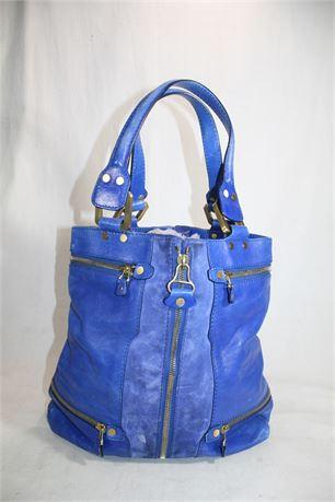 Jimmy Choo Mona Tote Women's Bag, Serial #: 002JVJ