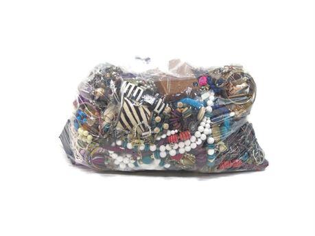 16.52 Lbs. Assortment of Costume/Fashion Jewelry