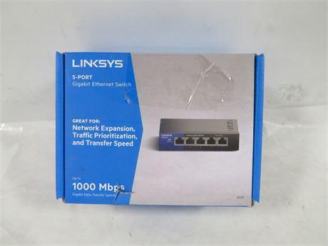 Linksys Ethernet Switch (230-LV10QQ)