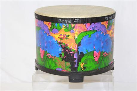 """REMO Fiberskyn 10"""" Kids Drum"""