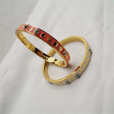 2 Kate Spade New York Bangle Bracelets