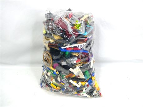 Lot of 5 Pounds Random Lego Parts & Pieces Bricks #7