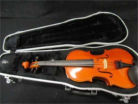 Strobel 1/2 Size Violin Model 4480 Anno 2005 with Case