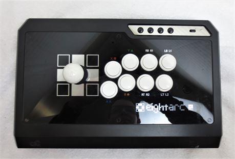 Qanba Eightarc Game Controller (Xbox 360, PS3, OR PC)