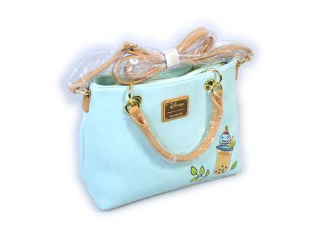 Disney Loungefly Lilo & Stitch Boba Crossbody Handbag Bag |NEW!|