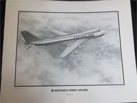 15 Poster Prints of Airplanes/Aviation by Ken Fox