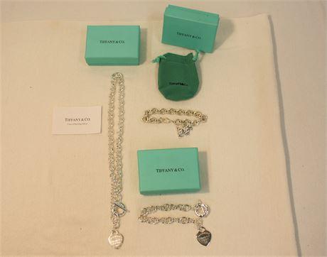 .925 Designer Jewelry Lot ~132 (500)