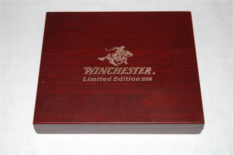 Winchester Limited Edition Pocket Knife Set (500)