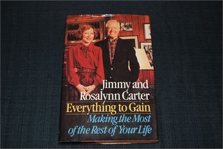 Everything to Gain Book (500)