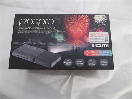 PicoPro Projector