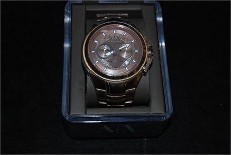 Armani Exchange Men's Watch (500)