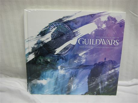 The Complete Art Of Guild Wars Arenanet 20th Anniversary Edition Brand New