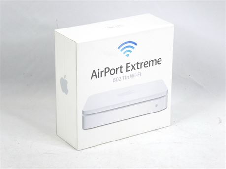 Apple AirPort Extreme A1354 Wireless N Router Base Station WiFi |NEW SEALED!|