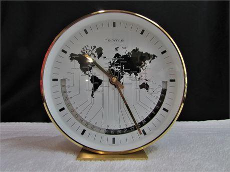 Hermle Buffalo World Clock