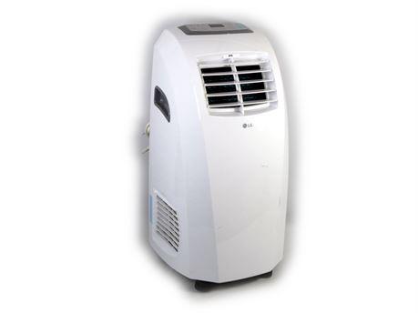 LG LP1015WNR 115V Portable Air Conditioner  No Remote or Window Vent 