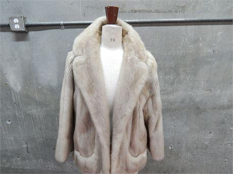 Marshall Field Vintage Mink Jacket  S/M (270R2)