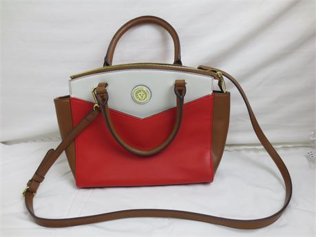New Anne Klein Lion Shoulder Bag / Purse