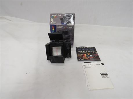 HandyPak Color by InterAct for Nintendo Gameboy Color