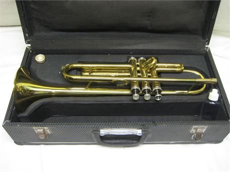 Kima Trumpet In Case