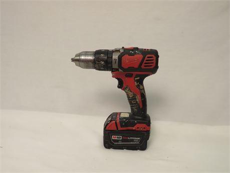 Milwaukee Hammer Drill 2607-20 (Tested)