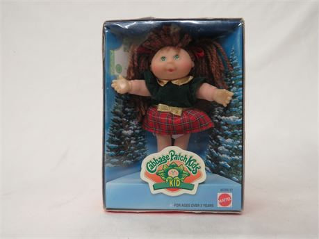 Cabbage Patch Holiday Kids 1998
