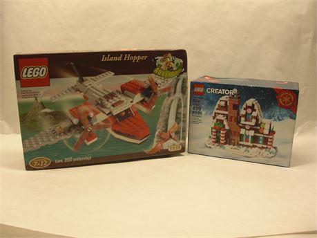 2 Sets of Legos (NIB)