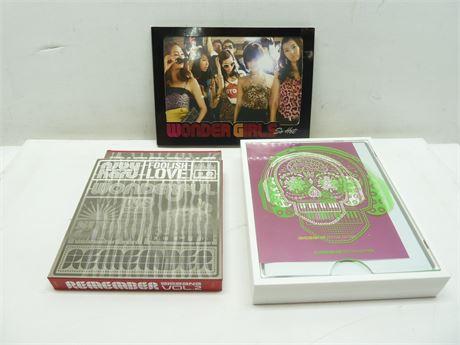 """CD Lot; Wonder Girls """"So Hot"""", Big Bang """"Remember"""" & Big Bang """"Special Edition"""""""