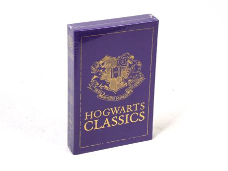 Hogwarts Classics (Harry Potter) Hardcover Book Set, J.K. Rowling |NEW SEALED!|
