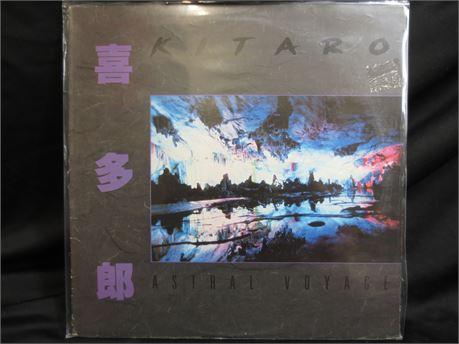 Kitaro's Astral Voyage Record